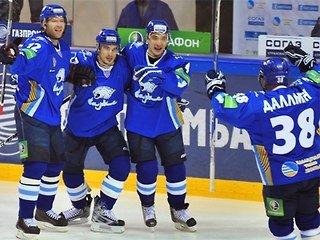 Континентальная Хоккейная Лига. Сезон 2011/12. 30-е сентября. Результаты