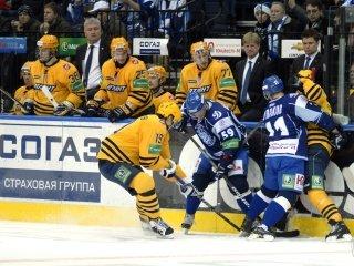 Континентальная Хоккейная Лига. Сезон 2011/12. 1-е октября. Результаты