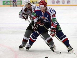 Континентальная Хоккейная Лига. Сезон 2011/12. 3-е октября. Результаты