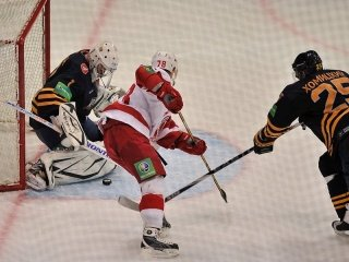 Континентальная Хоккейная Лига. Сезон 2011/12. 4-е октября. Результаты