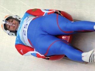 Новые сани для наших спортсменов