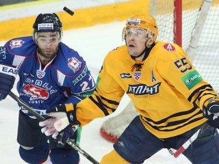 Континентальная Хоккейная Лига. Сезон 2011/12. 7-е октября. Результаты