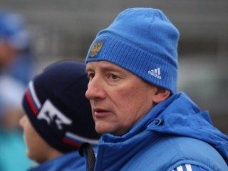 Юрий Каминский - главный тренер сборной России по лыжным гонкам