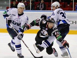 Континентальная Хоккейная Лига. Сезон 2011/12. 9-е октября. Результаты