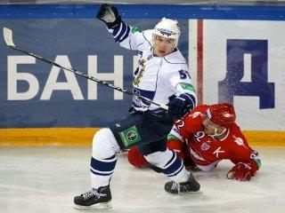 Континентальная Хоккейная Лига. Сезон 2011/12. 10-е октября. Результаты
