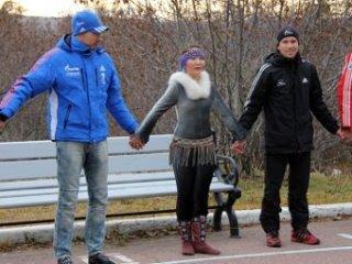 Биатлонисты сборной России изгнали духов