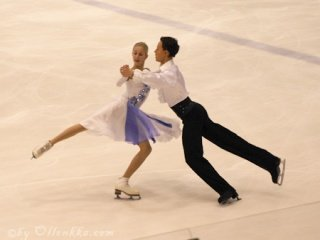 15-е октября принесло россиянам две медали в танцах на льду