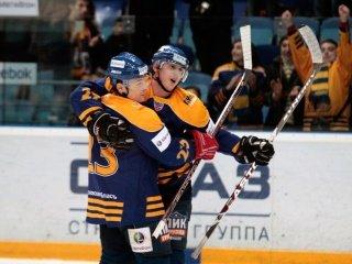 Континентальная Хоккейная Лига. Сезон 2011/12. 16-е октября. Результаты