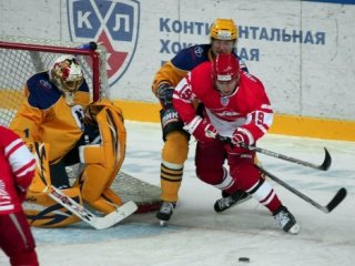 Континентальная Хоккейная Лига. Сезон 2011/12. 18-19 октября. Результаты