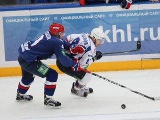 Континентальная Хоккейная Лига. Сезон 2011/12. 21-е октября. Результаты
