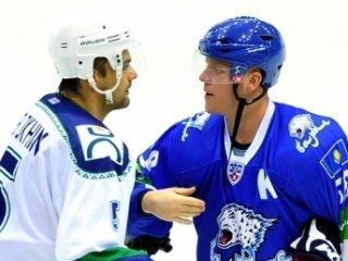 Континентальная Хоккейная Лига. Сезон 2011/12. 23-е октября. Результаты