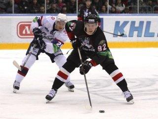 Континентальная Хоккейная Лига. Сезон 2011/12. 25-е октября. Результаты