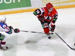Континентальная Хоккейная Лига. Сезон 2011/12. 27-е октября. Результаты