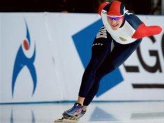Чемпионат России по конькобежному спорту на отдельных дистанциях. День первый. Результаты