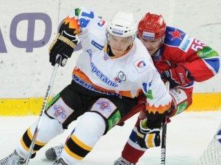 Континентальная Хоккейная Лига. Сезон 2011/12. 29-е октября. Результаты