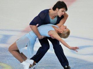Елизавета Туктамышева и пара Татьяна Волосожар - Максим Траньков стали победителями этапа Гран-при Skate Canada 2011