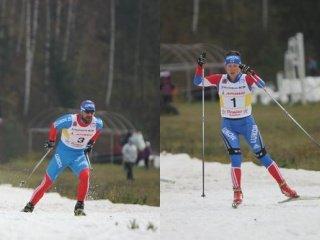 Алексей Петухов и Наталья Коростелева стали победителями в спринте на Кубке Дёмино-Atomic-Salomon