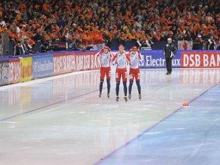 Сборные Московской области - сильнейшие на чемпионате России по конькобежному спорту