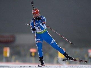 Стали известны стартовые номера российских биатлонисток в завтрашней индивидуальной гонке