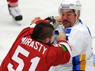 Континентальная Хоккейная Лига. Сезон 2011/12. 30-е ноября. Результаты
