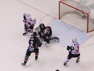 Континентальная Хоккейная Лига. Сезон 2011/12. 6-е декабря. Результаты