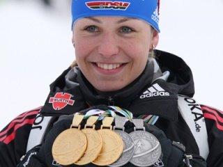 Магдалена Нойнер: я завершаю карьеру биатлонистки