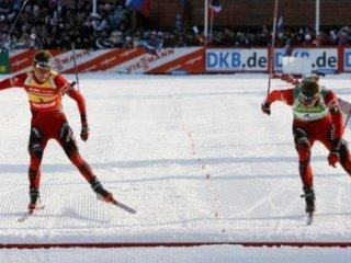 Эмиль-Хегле Свендсен победил в персьюте на втором этапе Кубка мира в Австрии