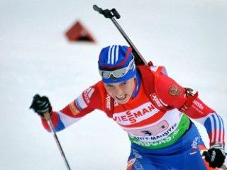 Объявлен состав женской сборной России по биатлону на эстафетную гонку в Хохфильцене