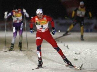 Норвежец Ян Шмид выиграл соревнования двоеборцев на третьем этапе Кубка мира