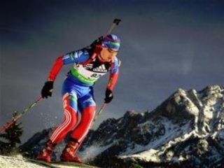 Мужская сборная России завоевала серебро в эстафете на втором этапе Кубка мира по биатлону