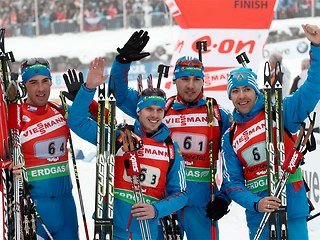 Итоги второго этапа Кубка мира по биатлону. Сезон 2011/12.