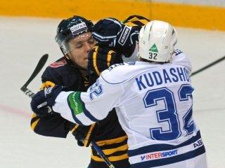 Континентальная Хоккейная Лига. Сезон 2011/12. 20-е декабря. Результаты