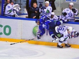 Континентальная Хоккейная Лига. Сезон 2011/12. 23-е декабря. Результаты