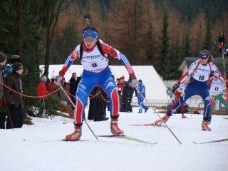 Объявлен состав женской сборной России на спринтерскую гонку в Нове-Место