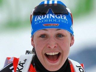 Магдалена Нойнер выиграла женский спринт на шестом этапе Кубка мира