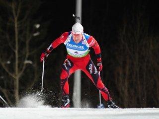 Эмиль-Хегле Свендсен: на чемпионате мира главное - стрельба