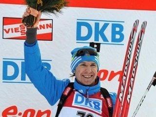 Тимофей Лапшин - серебряный призер спринта