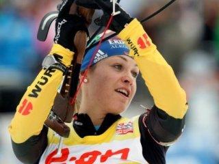 Магдалена Нойнер выиграл спринт в Контиолахти