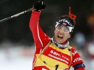 Уле-Эйнар Бьорндален: хочу выиграть две золотые медали