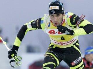 Мартен Фуркад выиграл спринт на чемпионате мира в Рупольдинге