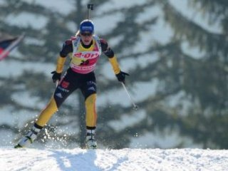 Магдалена Нойнер выиграла женский спринт на чемпионате мира