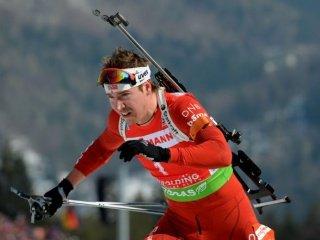 Мужская сборная Норвегии - чемпион мира в эстафете