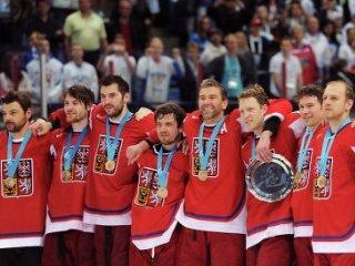 Чемпионат мира по хоккею с шайбой 2012. Матч за 3-е место. Финляндия - Чехия: 2-3