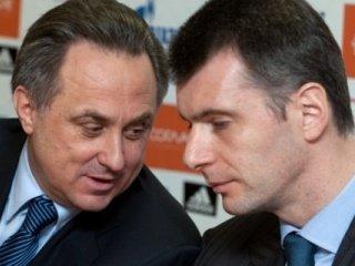 Прохоров vs Мутко. Конфликт разгорается?
