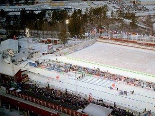 Объявлен состав сборной России на мужскую спринтерскую гонку в Эстерсунде