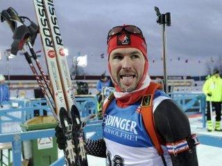 Жан-Филипп Легеллек выиграл спринтерскую гонку на первом этапе Кубка мира в Швеции
