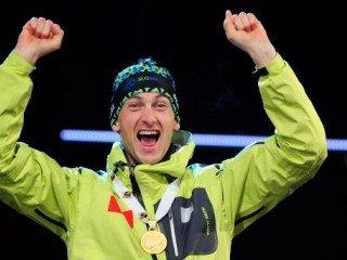 Яков Фак выиграл золото в спринте, Евгений Устюгов - финишировал седьмым