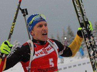 Анди Бирнбахер выиграл масс-старт в Поклюке, Евгений Устюгов - 7-й