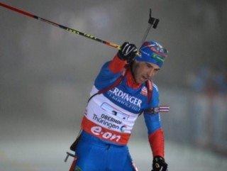Дмитрий Малышко выиграл спринт в Оберхофе, Евгений Гараничев - второй