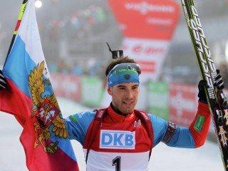 Дмитрий Малышко - обладатель золотой медали по итогам мужского пасьюта в Оберхофе